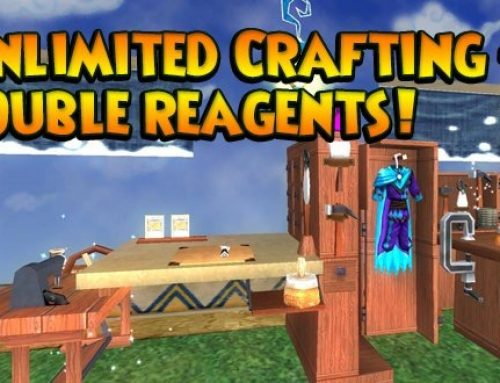 Take Full Advantage of Double Reagents!