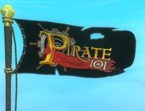 Why one should try Pirate101!