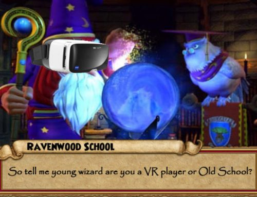 What If Wizard101 Went Into Virtual Reality?