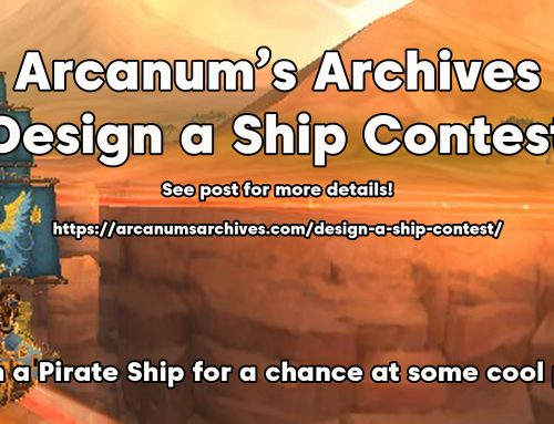 Design a Ship Contest