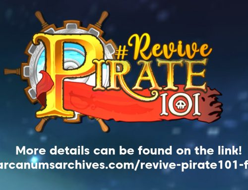 Revive Pirate101 Festival!