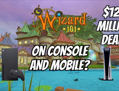 The Next Generation of Wizard101 and Pirate101- The $126 Million+ Deal